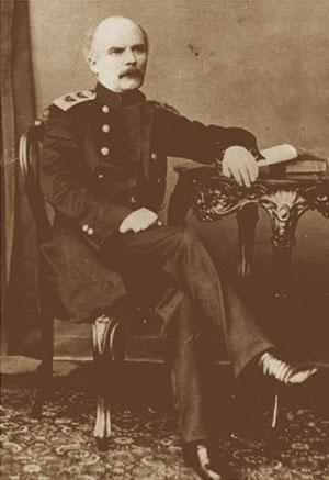 Геннадий Иванович Невельской (1813-1876)
