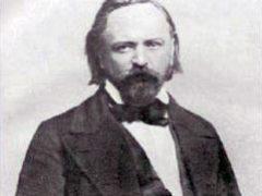 Умер писатель-социалист Александр Иванович Герцен