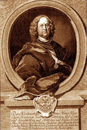 Покоритель Берлина – граф Готтлоб Курт Генрих фон Тотлебен (1715–1773)
