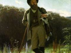 Умер художник Иван Иванович Шишкин