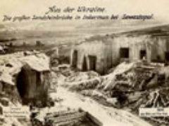 При отступлении красной армии из Севастополя взорваны Инкерманские каменоломни вместе с находившимся в них госпиталем, погибли тысячи людей