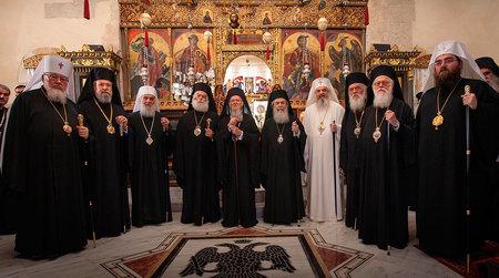 Критский Собор 2016 года
