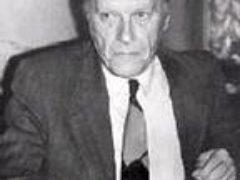 Скончался писатель Леонид Иванович Бородин