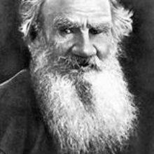 Умер писатель граф Лев Николаевич Толстой
