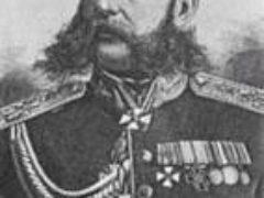 Умер полководец Михаил Дмитриевич Скобелев