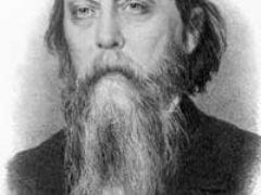 Умер писатель Михаил Евграфович Салтыков-Щедрин