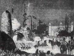 Взятие Ташкента отрядом генерала М.Г. Черняева