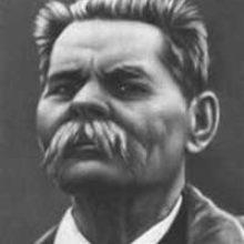 Умер «буревестник революции» Максим Горький, основатель и классик социалистического реализма