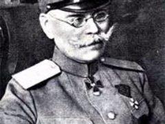 Умер в Екатеринодаре основатель Добровольческой армии генерал Михаил Васильевич Алексеев