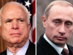 Русский ответ сенатору Маккейну