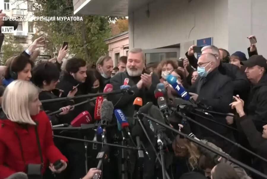 Нобелевская премия мира присуждена прозападной оппозиции