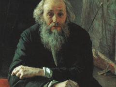 Умер Николай Николаевич Ге, русский живописец