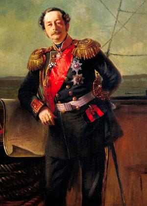 Генерал-губернатор Восточной Сибири граф Н. Н. Муравьев-Амурский (1809–1881). Присоединение Приамурского края к России