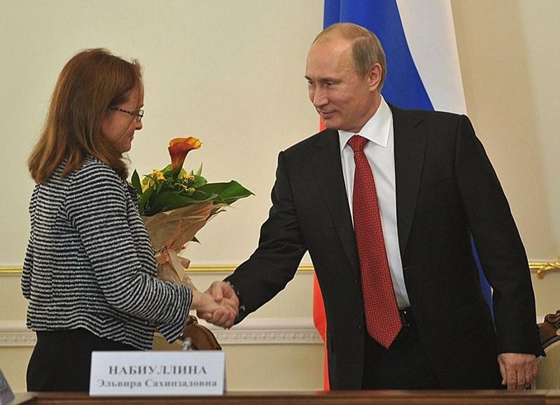 Для чего Путину боярыня Набиуллина?