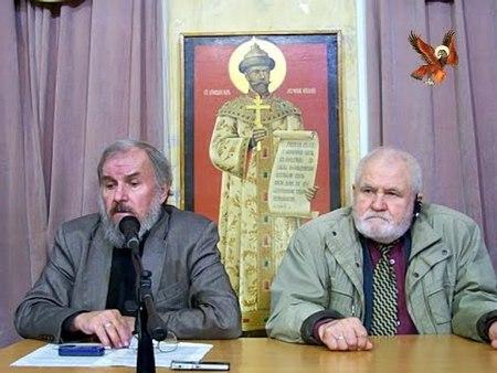 Михаил Викторович Назаров и Владимiр Николаевич Осипов