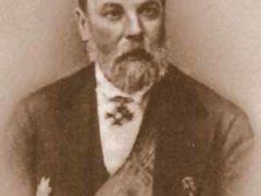 Умер писатель П.И.Мельников (Печерский)