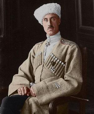 Белый генерал Петр Николаевич Врангель