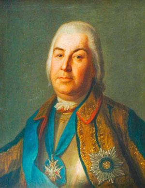 Главнокомандующий Русской армией Петр Семенович Салтыков (1698–1772)
