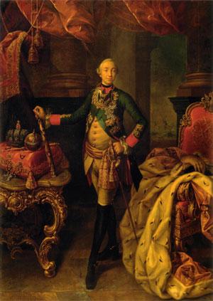 Император Петр III (1728–1762)