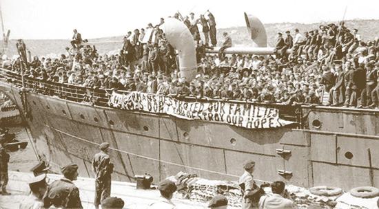 Спасение евреев посредством эмиграции в Палестину