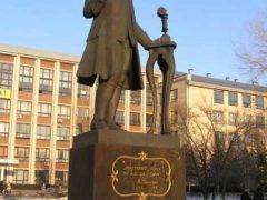 Умер Иван Иванович Ползунов, изобретатель первого в міре двухцилиндрового парового двигателя универсального применения
