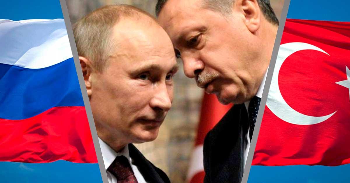 О сложностях русско турецкой дружбы