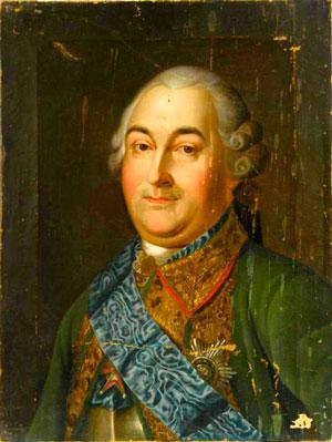 Генерал-фельдмаршал Степан Федорович Апраксин (1702–1758)