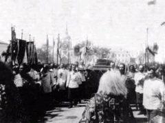Торжества прославления прп. Серафима Саровского с участием Имп. Николая II и Царской Семьи