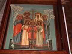 Чудо с царской иконой в Звенигороде