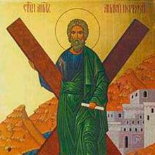Св. апостол Андрей Первозванный и Русь