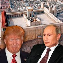 Иудейский синедрион призвал Трампа и Путина восстановить Третий храм в Иерусалиме