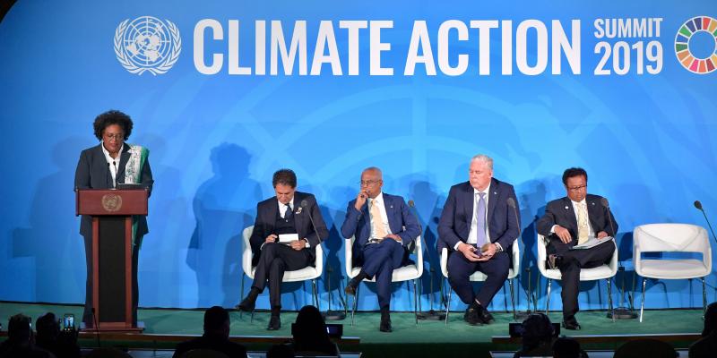 """Глобальное потепление. 23 сентября 2019 г. в штаб-квартире ООН в прошел""""Саммит ООН по климату"""""""