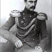 Погиб при обороне Севастополя вице-адмирал Владимір Алексеевич Корнилов