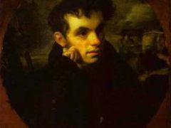 Умер поэт Василий Андреевич Жуковский, автор текста Русского гимна «Боже, Царя храни!»