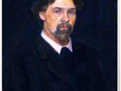 Умер художник Василий Иванович Суриков