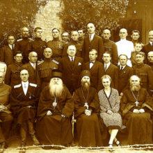 Русская Зарубежная Церковь и эмиграция в годы войны