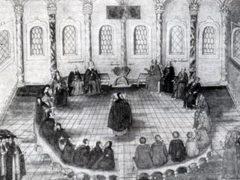 Избрание всенародным Земским Собором на царство Михаила Романова