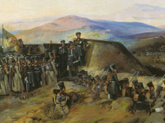 Заключен Адрианопольский мирный договор о завершении русско-турецкой войны 1828–1829 гг.