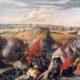 Битва под Нарвой; поражение русских войск от шведской армии