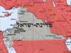 """Арабские революции и """"Великий Израиль"""""""