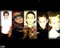 Ритуальное убийство красноярских детей