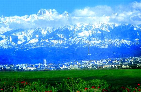 Город Верный (Алма-ата)