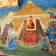 Отражение последнего татарского набега на Москву (Крымского хана Казы-Гирея)