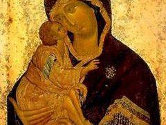 Празднование Донской иконы Божией Матери