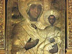 Празднование Смоленской иконы Божией Матери, именуемой «Одигитрия»