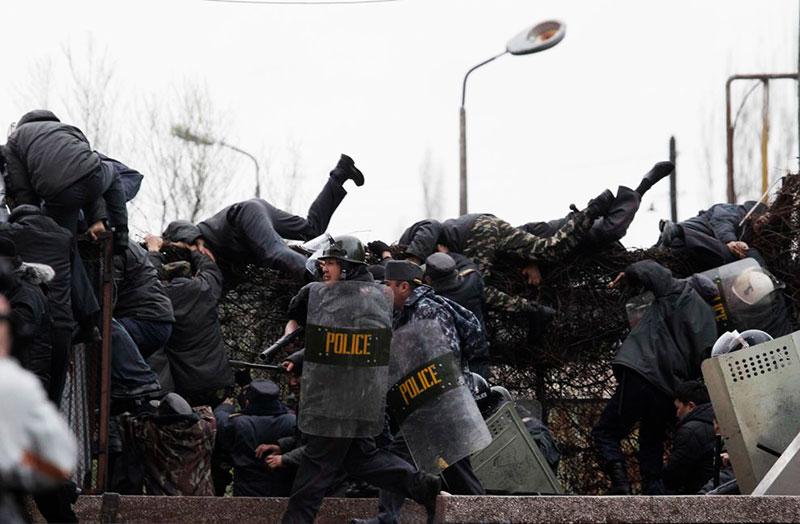 Руководство по выживанию и обороне города при массовых беспорядках