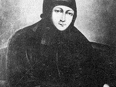 Скончалась монахиня Досифея, согласно преданию – княжна Августа Тараканова, дочь Императрицы Елизаветы Петровны