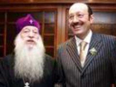 По поручению патриарха Алексия II президент Евро-Азиатского Еврейского Конгресса награжден церковным орденом