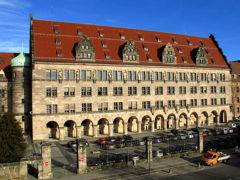 Открылся Нюрнбергский Трибунал победителей над деятелями Третьего Рейха