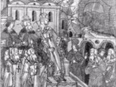 Открыт первый Московский Собор на ересь жидовствующих